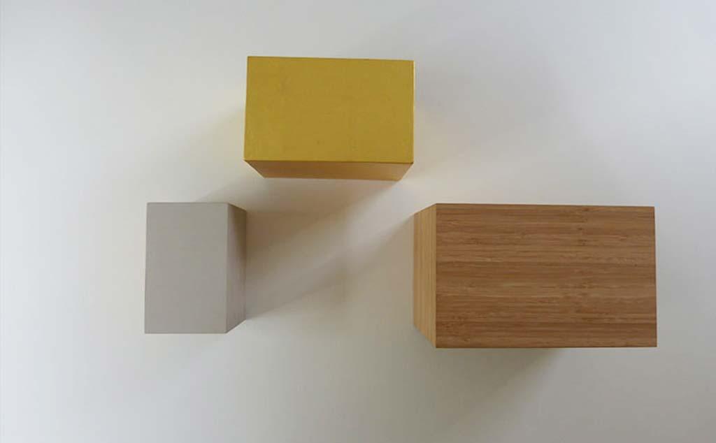 Ausstellungssockel 3 Stück