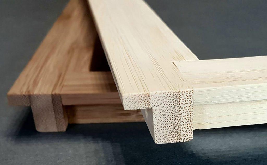 Bambusrahmen für Gemälde oder Bild/Foto