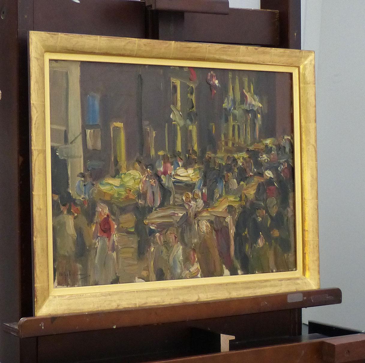 Vergoldung Rahmen Gemälde